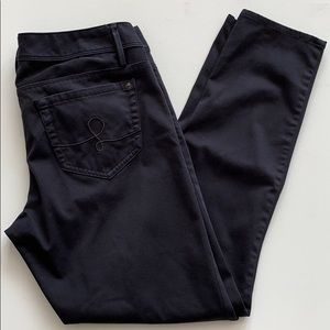 Lilly Pulitzer | Black Worth Skinny Pants